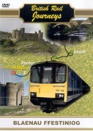 Rent British Rail Journeys: Blaenau Ffestiniog Online DVD Rental