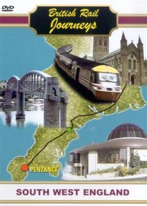 Rent British Rail Journeys: South West England Online DVD Rental