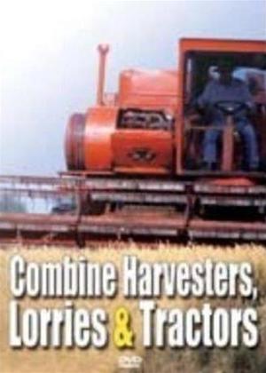 Rent Combine Harvesters, Lorries and Tractors Online DVD Rental