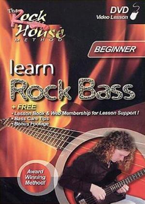 Rent Learn Rock Bass: Beginner Online DVD Rental