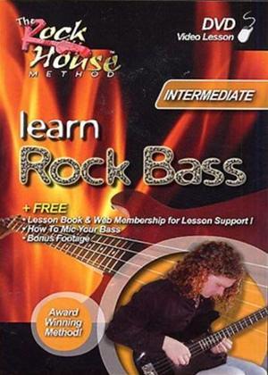 Rent Learn Rock Bass: Intermediate Online DVD Rental