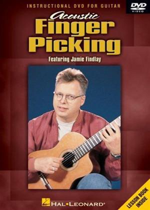 Rent James Findlay: Acoustic Finger Picking: Instructional DVD for Guitar Online DVD Rental