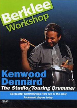 Rent Kenwood Dennard: The Studio / Touring Drummer Online DVD Rental