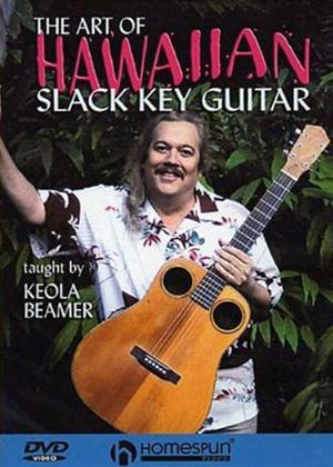 Rent Keola Beamer: The Art of Hawaiian Slack Key Guitar Online DVD Rental
