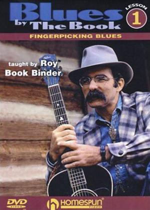 Rent Roy Book-Binder: Blues by the Book Lesson 1: Fingerpicking Blues Online DVD Rental