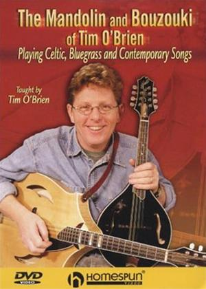 Rent The Mandolin and Bouzouki of Tim O'Brien Online DVD Rental