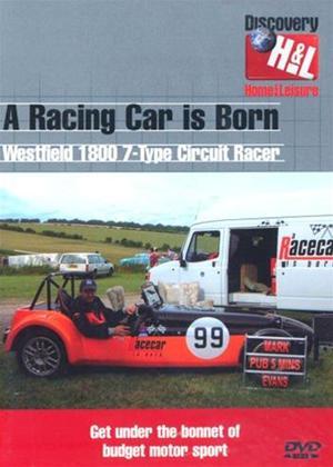 Rent A Racing Car is Born: Westfield 1800 7-Type Circuit Racer Online DVD Rental