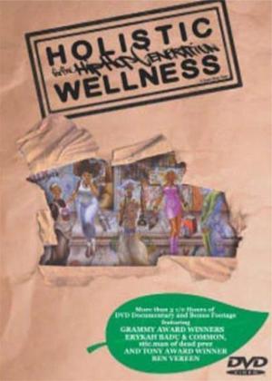 Rent Holistic Wellness for the Hip Hop Generation Online DVD Rental