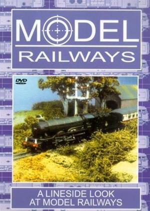 Rent Model Railways: A Lineside Look at Model Railways Online DVD Rental