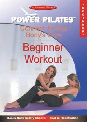 Rent Power Pilates: Beginner Workout Online DVD Rental