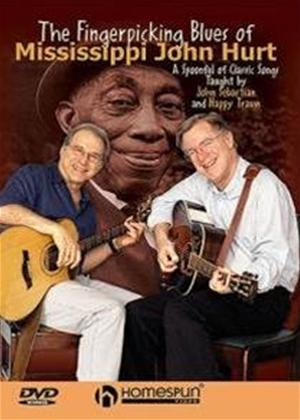 Rent The Fingerpicking Blues of Mississippi John Hurt Online DVD Rental