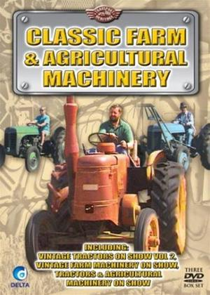 Rent Classic Farm and Agricultural Machinery Online DVD Rental