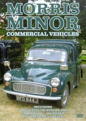 Rent Morris Minor: Commercial Vehicles Online DVD Rental
