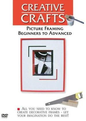 Rent Picture Framing: Basic and Advanced Skills Online DVD Rental