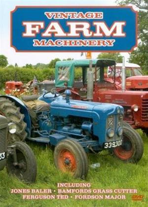 Rent Vintage Farm Machinery Online DVD Rental