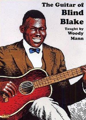 Rent Woody Mann: Woody Man: The Guitar of Blind Blake Online DVD Rental