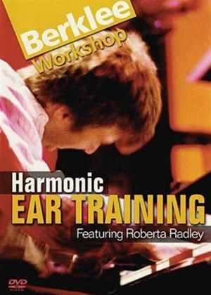 Rent Berklee Harmonic Ear Training Online DVD Rental