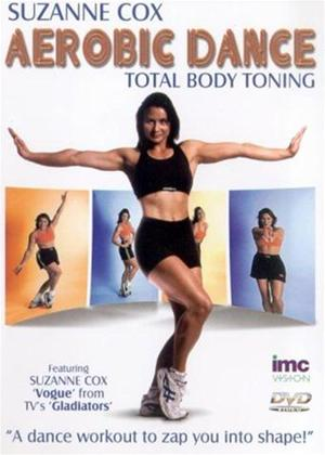 Rent Suzanne Cox's Aerobic Dance: Total Body Toning Online DVD Rental
