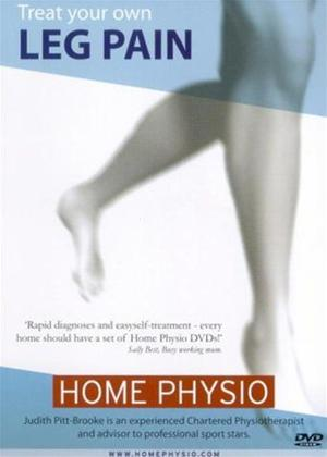 Rent Home Physio: Treat Your Own Leg Pain Online DVD Rental
