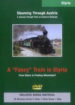 Rent Steaming Through Austria: A Fancy Train in Styria Online DVD Rental