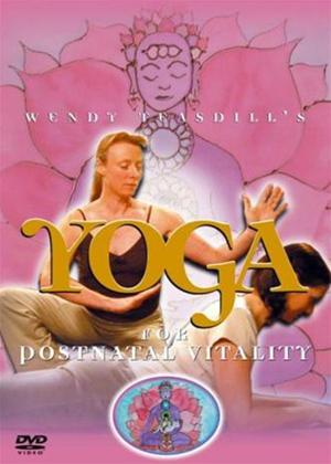 Rent Yoga for Post Natal Vitality Online DVD Rental