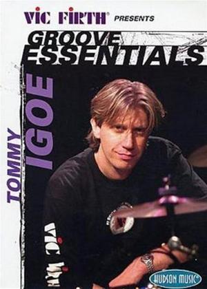 Rent Tommy Igoe: Groove Essentials Online DVD Rental
