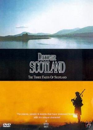 Rent Discover Scotland: The Three Faces of Scotland Online DVD Rental