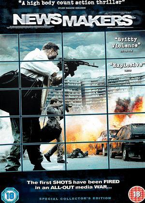 Rent Newsmakers (aka Goryachie novosti) Online DVD Rental
