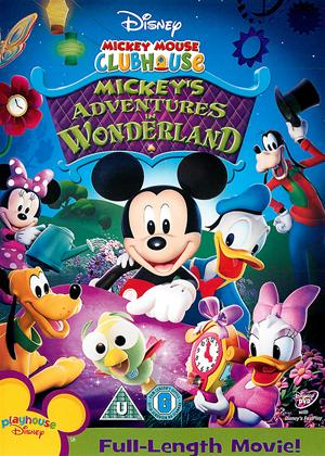 Rent Mickey Mouse Clubhouse: Mickey's Adventures in Wonderland Online DVD & Blu-ray Rental