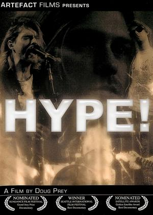 Rent Hype! Online DVD Rental