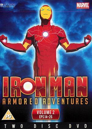 Rent Iron Man Armoured Adventures: Series 1: Vol.2 Online DVD Rental