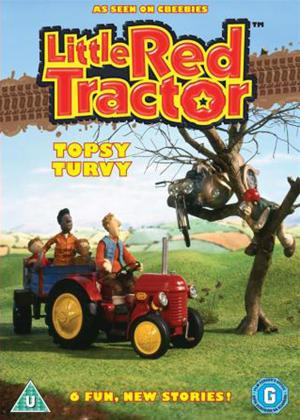 Rent Little Red Tractor: Topsy Turvy Online DVD Rental