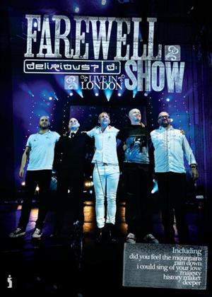 Rent Delirious: Farewell Show Online DVD Rental