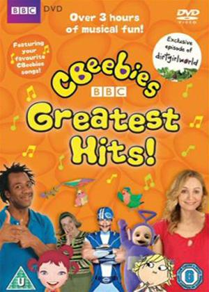 Rent CBeebies: Greatest Hits Online DVD Rental