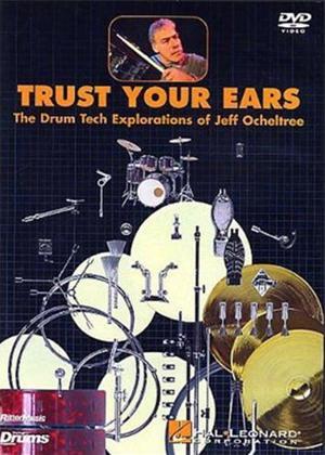 Rent Jeff Ocheltree: Trust Your Ears: Drum Tech Exploration Online DVD Rental