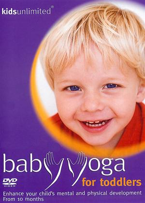 Rent Baby Yoga for Toddlers Online DVD Rental