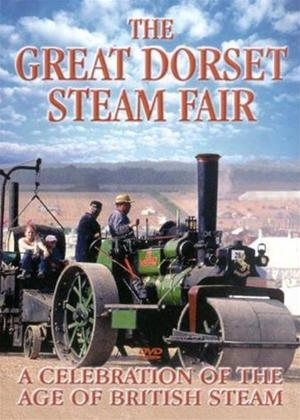 Rent The Great Dorset Steam Fair: A Celebration of the Age of British Steam Online DVD Rental