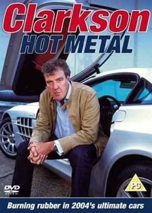 Rent Jeremy Clarkson: Hot Metal Online DVD Rental