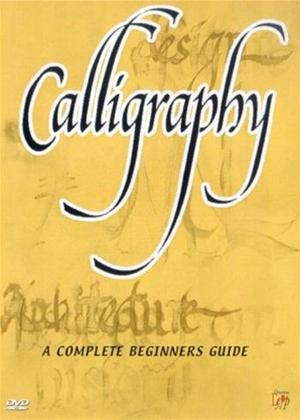 Rent Calligraphy: A Complete Beginner's Guide Online DVD Rental