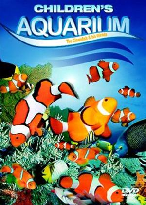 Rent Kids Aquarium: The Clownfish and His Friends Online DVD Rental