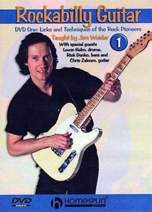 Rent Rockabilly Guitar 1: Licks and Techniques of the Rock Pioneers Online DVD Rental