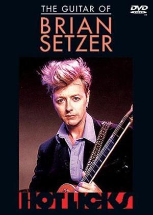 Rent The Guitar of Brian Setzer Online DVD Rental