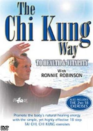 Rent The Chi Kung Way to Health and Vitality Online DVD Rental
