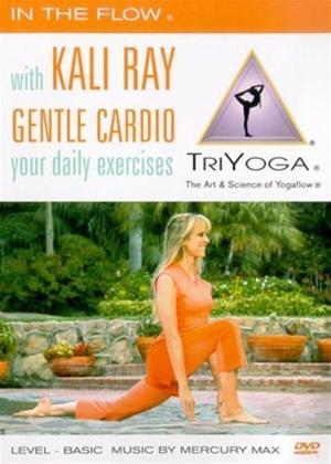 Rent In the Flow with Kali Ray: Gentle Cardio Online DVD Rental