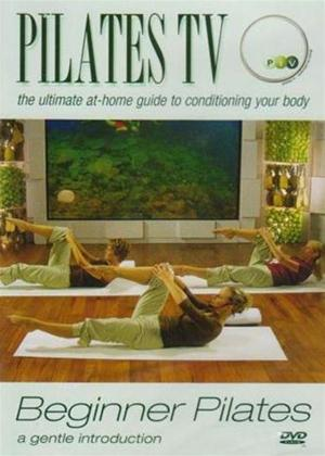 Rent Pilates TV: Beginner Pilates Online DVD Rental