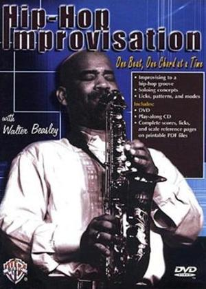 Rent Walter Beasley: Hip Hop Improvisation Online DVD Rental