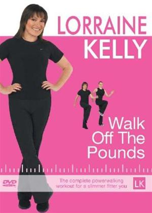 Rent Walk Off the Pounds with Lorraine Kelly Online DVD Rental
