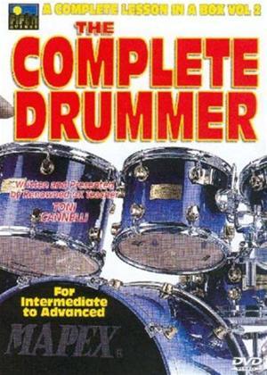 Rent The Complete Drummer Online DVD Rental