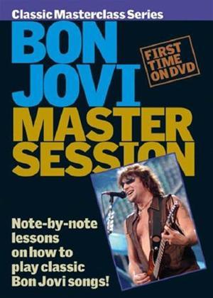 Rent Master Session: Bon Jovi Online DVD Rental