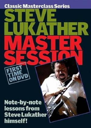 Rent Master Session: Steve Lukather Online DVD Rental